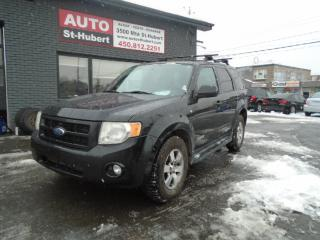 Used 2008 Ford Escape Limited AWD for sale in St-Hubert, QC