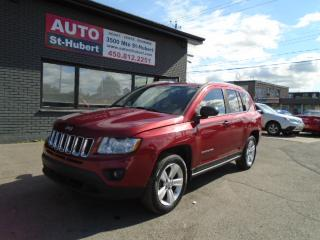 Used 2011 Jeep Compass North Edition for sale in St-Hubert, QC