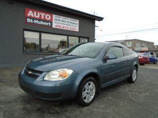 Used 2007 Chevrolet Cobalt LT for sale in St-Hubert, QC