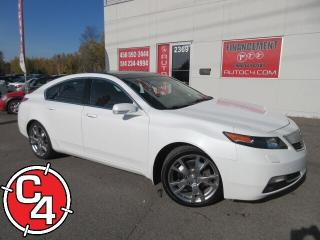 Used 2012 Acura TL ELITE AWD CUIR TOIT NAV for sale in St-Jérôme, QC