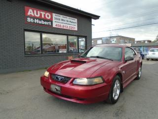 Used 2004 Ford Mustang for sale in St-Hubert, QC