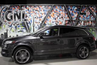 Used 2011 Audi Q7 3.0L Sport S-Line Package for sale in Concord, ON