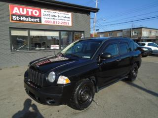 Used 2010 Jeep Compass Sport for sale in St-Hubert, QC