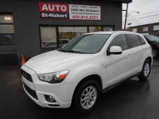 Used 2011 Mitsubishi RVR SE for sale in St-Hubert, QC