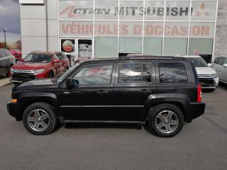 Used 2009 Jeep Patriot ***119 957KM*** GROUPE ELECTRIQUE-MAGS 17'' for sale in St-Hubert, QC