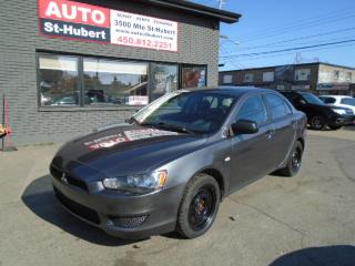 Used 2009 Mitsubishi Lancer DE for sale in St-Hubert, QC