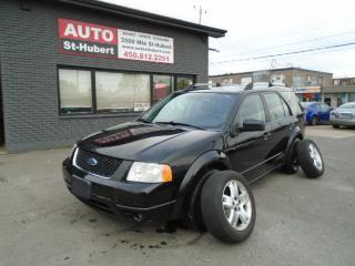 Used 2007 Ford Freestyle LIMITED AWD ** DVD ** for sale in St-Hubert, QC