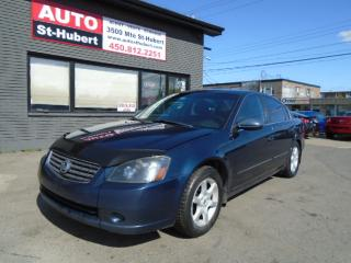 Used 2005 Nissan Altima 2.5SL for sale in St-Hubert, QC