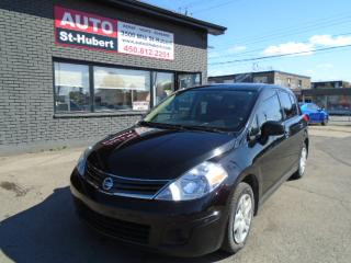 Used 2012 Nissan Versa for sale in St-Hubert, QC