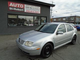 Used 2004 Volkswagen Jetta TDI for sale in St-Hubert, QC