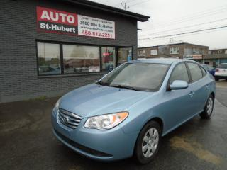 Used 2010 Hyundai Elantra for sale in St-Hubert, QC