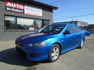 Used 2009 Mitsubishi Lancer SE ** 129 000 KM ** for sale in St-Hubert, QC