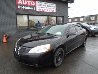 Used 2006 Pontiac G6 for sale in St-Hubert, QC