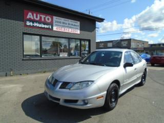 Used 2003 Pontiac Sunfire for sale in St-Hubert, QC