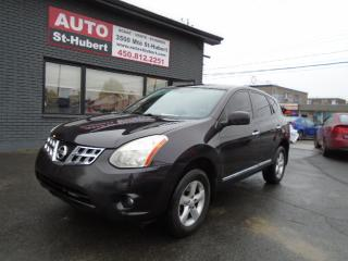 Used 2013 Nissan Rogue S for sale in St-Hubert, QC