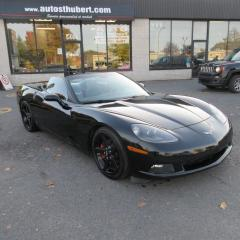 Used 2006 Chevrolet Corvette Convertible for sale in St-Hubert, QC
