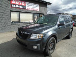 Used 2010 Mazda Tribute GS 4WD for sale in St-Hubert, QC