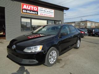 Used 2012 Volkswagen Jetta TRENDLINE ** 118 000 KM ** for sale in St-Hubert, QC
