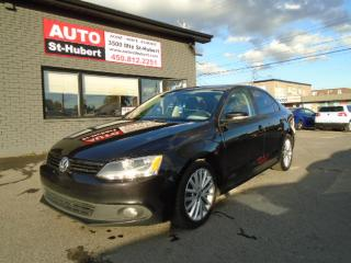 Used 2011 Volkswagen Jetta HIGHLINE for sale in St-Hubert, QC