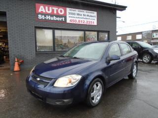 Used 2008 Chevrolet Cobalt LT for sale in St-Hubert, QC