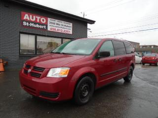 Used 2008 Dodge Caravan SE for sale in St-Hubert, QC