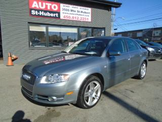 Used 2006 Audi A4 quattro for sale in St-Hubert, QC