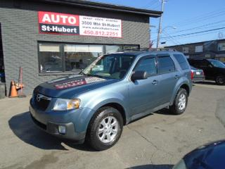 Used 2010 Mazda Tribute GT AWD for sale in St-Hubert, QC