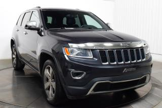 Used 2015 Jeep Grand Cherokee LIMITED 4X4 CUIR TOIT NAV for sale in Île-Perrot, QC