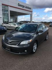 Used 2013 Toyota Corolla LE for sale in Renfrew, ON