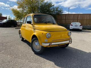 Used 1969 Fiat 500L for sale in Etobicoke, ON