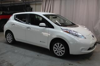 Used 2016 Nissan Leaf S (BAS KILO 48000KM) CHARGE RAPIDE for sale in St-Constant, QC