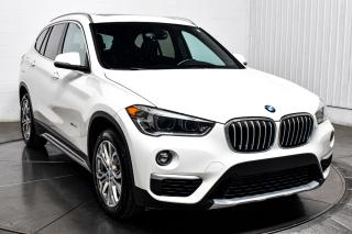 Used 2017 BMW X1 XDRIVE CUIR TOIT PANO MAGS CAMERA DE REC for sale in Île-Perrot, QC