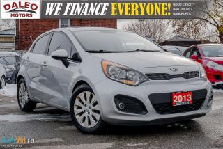 Used 2013 Kia Rio EX | BACKUP CAM | HEATED SEATS | POWER MOONROOF | for sale in Hamilton, ON