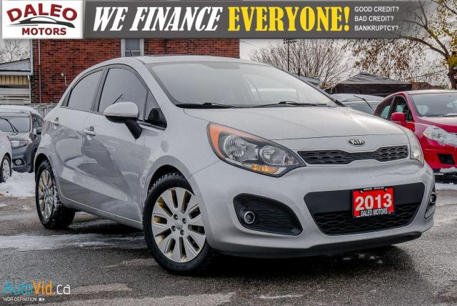 2013 Kia Rio EX | BACKUP CAM | HEATED SEATS | POWER MOONROOF |