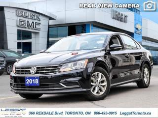 Used 2018 Volkswagen Passat Trendline+  - Heated Seats for sale in Etobicoke, ON