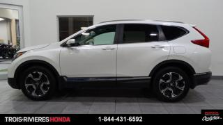 Used 2017 Honda CR-V Touring AWD for sale in Trois-Rivières, QC