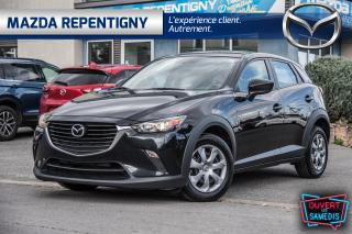Used 2016 Mazda CX-3 FWD 4dr GX - Camera - Bluetooth for sale in Repentigny, QC