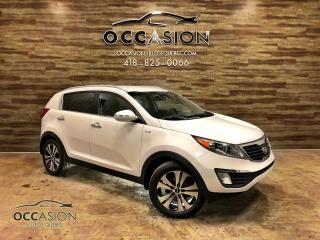 Used 2013 Kia Sportage EX AWD for sale in Ste-Brigitte-de-Laval, QC