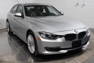 Used 2015 BMW 3 Series 328 XDRIVE CUIR TOIT NAV for sale in St-Hyacinthe, QC