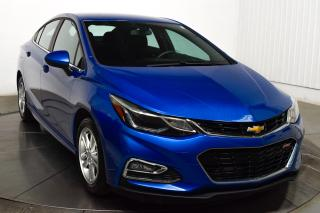 Used 2016 Chevrolet Cruze LT RS A/C MAGS  BLUETOOTH for sale in Île-Perrot, QC