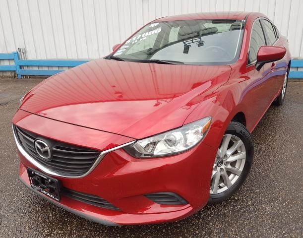 2016 Mazda MAZDA6 GS *LEATHER-SUNROOF*