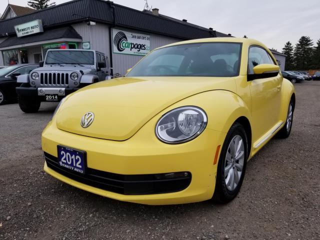 2012 Volkswagen New Beetle 2.5L