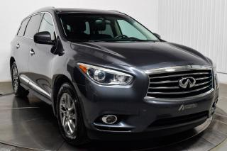 Used 2013 Infiniti JX35 AWD CUIR TOIT MAGS GROS ECRAN for sale in Île-Perrot, QC