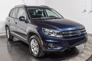 Used 2014 Volkswagen Tiguan Trendline A/c for sale in Île-Perrot, QC