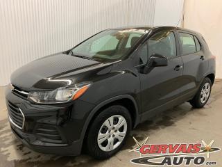 Used 2017 Chevrolet Trax LS A/C Caméra de recul Bluetooth *Bas Kilométrage* for sale in Trois-Rivières, QC