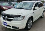 Photo of White 2010 Dodge Journey