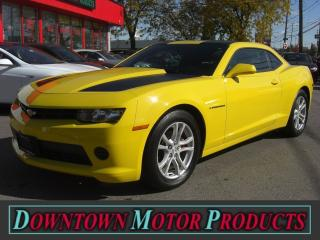 Used 2015 Chevrolet Camaro LS for sale in London, ON