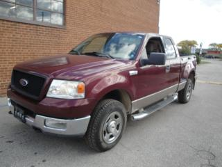 Used 2004 Ford F-150 XLT for sale in Oakville, ON