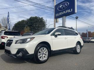 Used 2019 Subaru Outback 2.5i Tourisme Eyesight for sale in Victoriaville, QC