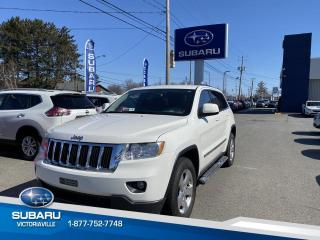 Used 2012 Jeep Grand Cherokee 4 RM 4 portes Laredo for sale in Victoriaville, QC